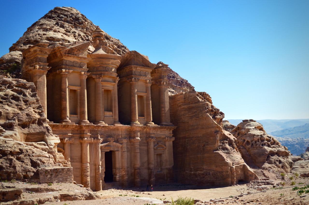 Pour un voyage unique : La Jordanie