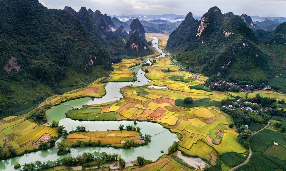 Voyage, voyage au Vietnam!