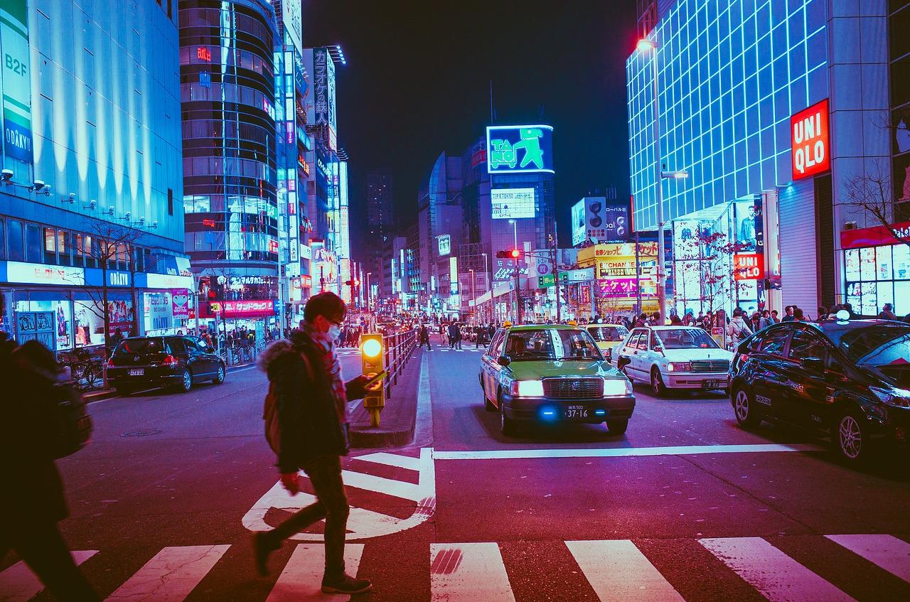 Un pays à visiter en Asie: Le japon