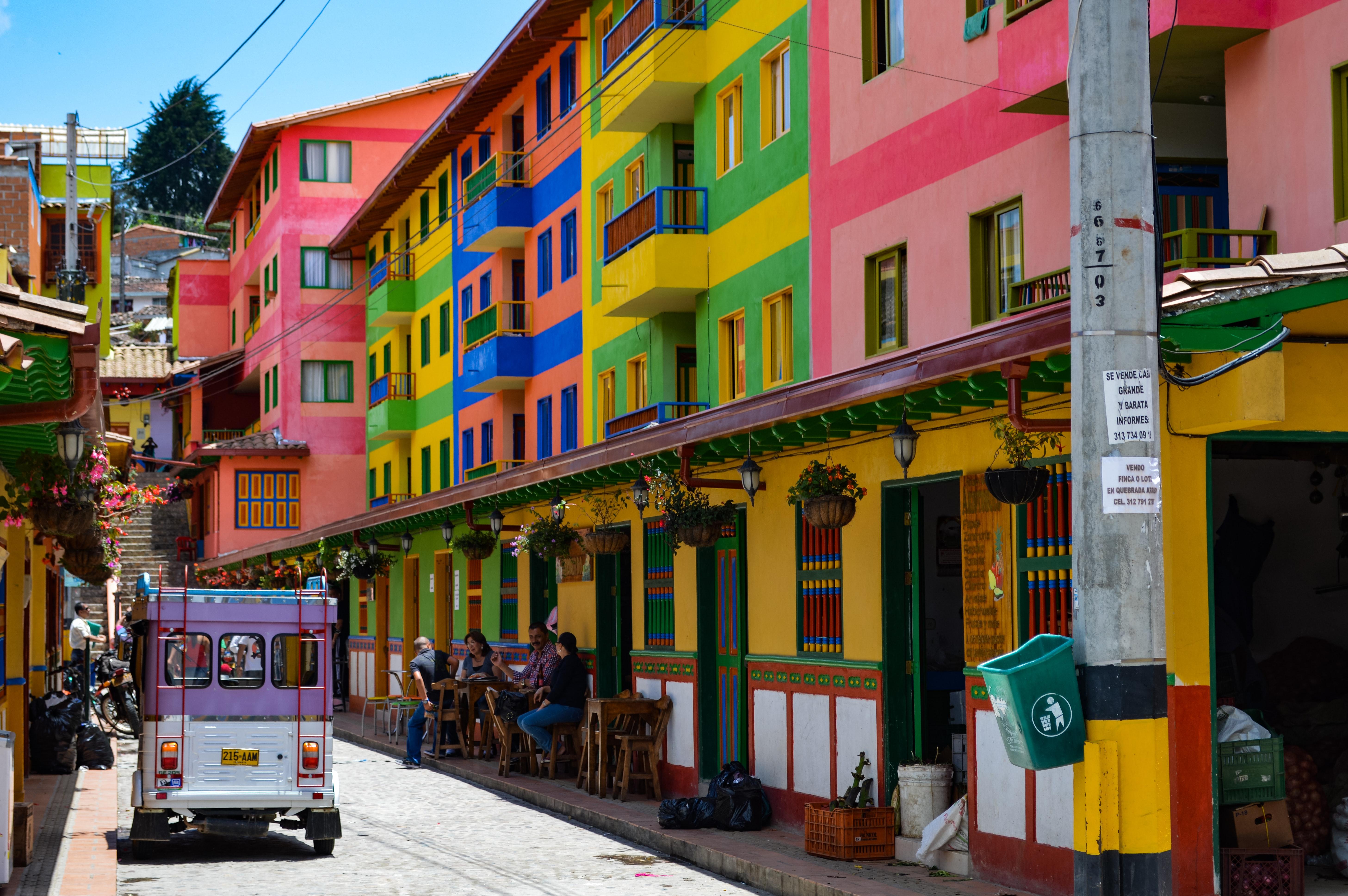 Partir vivre en Colombie